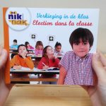 Verkiezing in de klas NL-FR